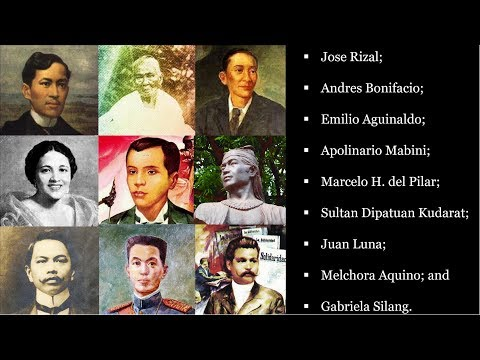 Is Jose Rizal The Real Philippine National Hero?