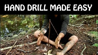 How To Hand Drill : The Easy Way!