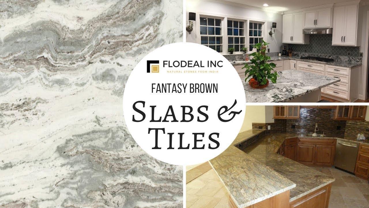 Fantasy Brown Marble Granite