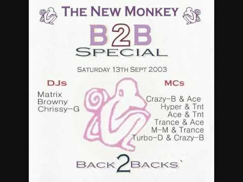 NEW MONKEY 13 SEPT 03  B2B SPECIAL