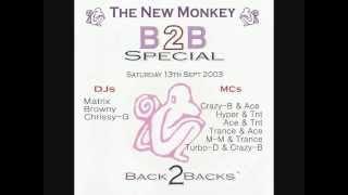 NEW MONKEY 13 SEPT 03  B2B SPECIAL
