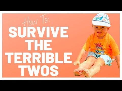 STOP A TANTRUM IN SECONDS TIPS FOR TODDLER TANTRUMS & THE TERRIBLE TWOS