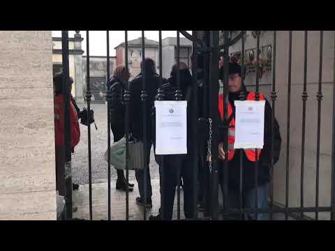 'Cold case' a Mondovì: il perito Roberto Testi al cimitero per riesumazione salma di Marcel Balcan