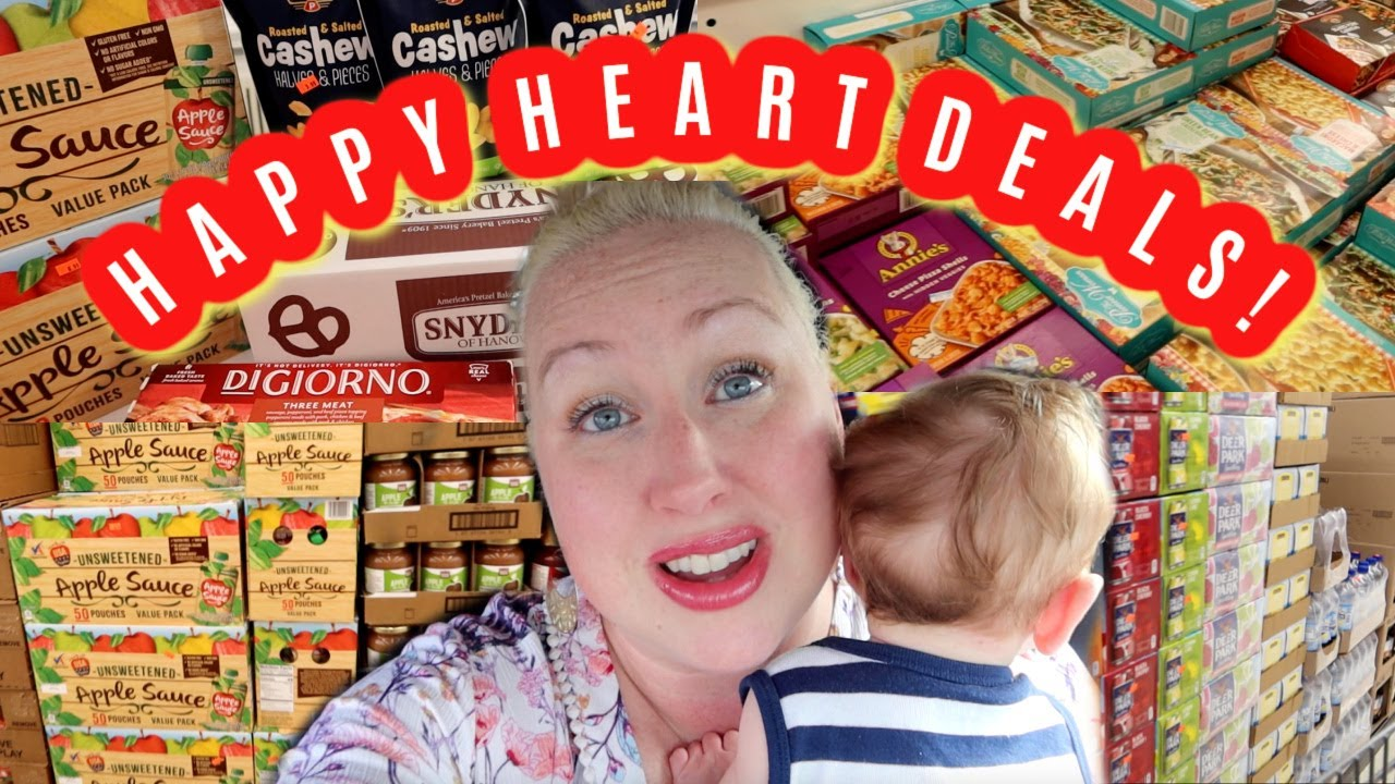 LARGE FAMILY GROCERY HAUL at Sharp Shopper 2021   MY ♥️ HEART IS SINGING with this Applesauce DEAL!!