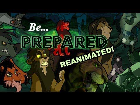 Be Prepared Reanimated