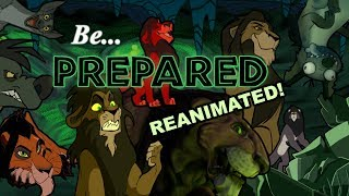 Be Prepared Reanimated