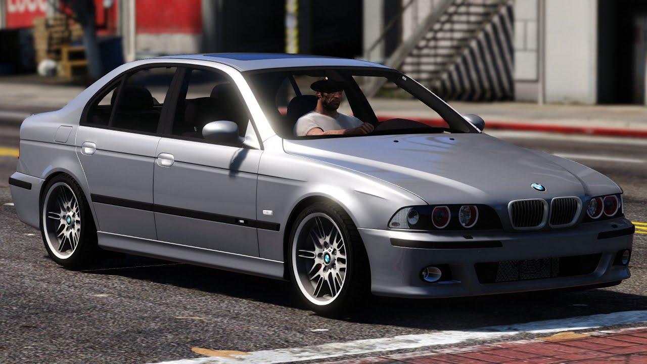 GTA V BMW M5 E39 Mod  YouTube