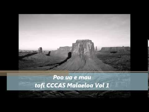 Poo ua e mau tofi CCCAS Malaeloa Vol 1