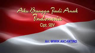 INSTRUMEN AKU BANGGA JADI ANAK INDONESIA Cipt. SBY