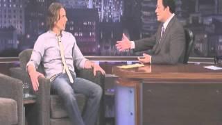 Dax Shepard on Jimmy Kimmel Show