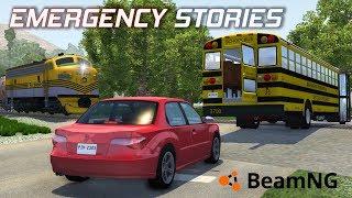 Emergency Stories - BEST OF 2018 - BeamNG Drive (Short Stories)