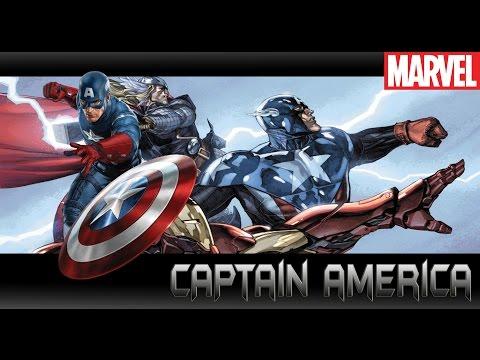 ประวัติของฮีโร่แห่งชาติอเมริกา[Captain America Origins]comic world daily