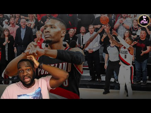 ITS DAME TIME! Damian Lillard GOES OFF for 61pts! - Trailblazers Vs Dallas Mavericks Aug 11th 2020