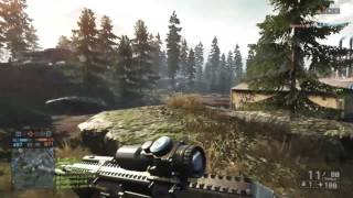 Battlefield 4 Online Gameplay