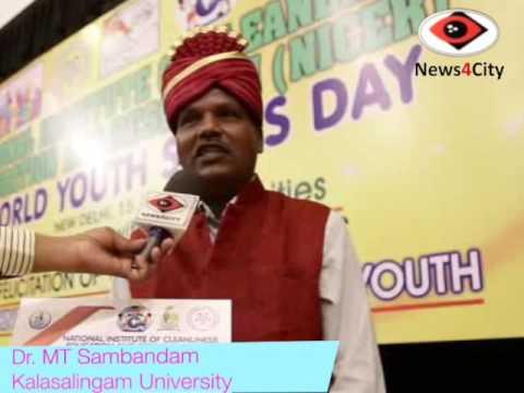 Dr. MT Sambandam -Dean (Admission) Other States - Kalasalingam University