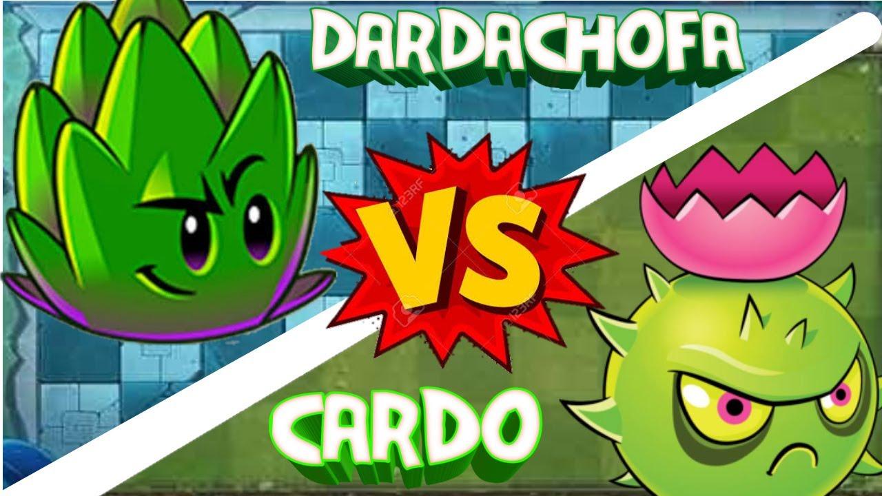 Cardo teledirigido vs Dardachofa  (Análisis vs)