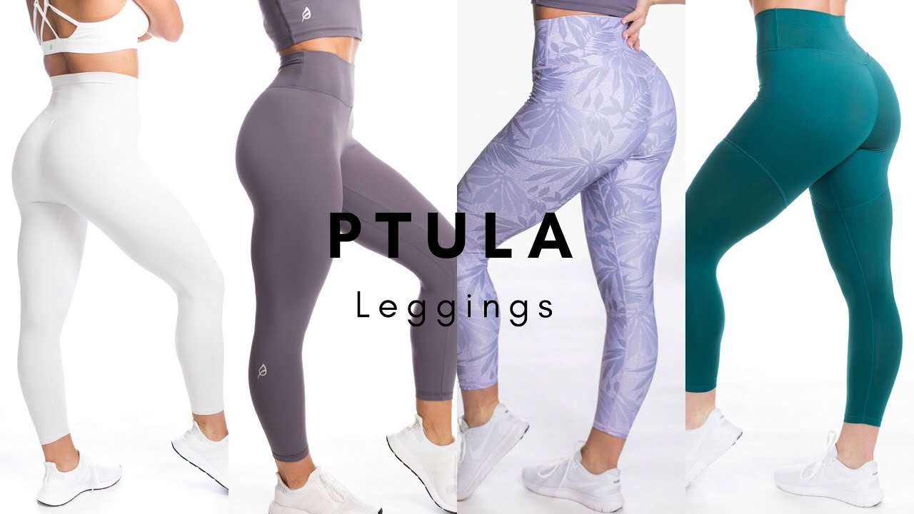 Ptula Leggings Try On Youtube Shop gym clothes at affordable prices from best gym clothes store milanoo.com. ptula leggings try on