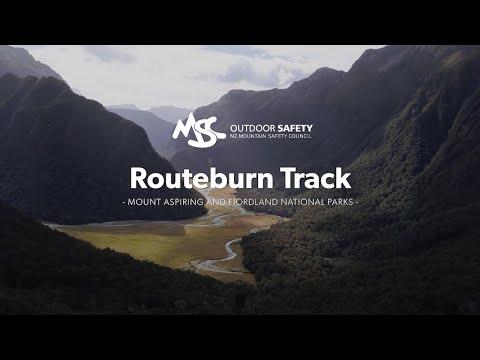 routeburn-track:-alpine-tramping-(hiking)-series-|-new-zealand