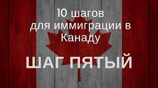 Подача документов на канадскую визу. Написание мотивационного письма.