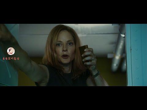 美国悬疑惊悚片《空中危机》,母爱的力量,前段精彩后段失望