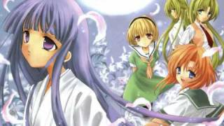 From the Higurashi No Naku Koro Ni OST with a piccy from the Manga ...