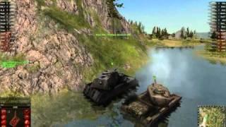 World of Tanks - ГК - [TP] vs [SICH]