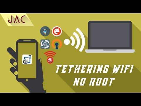 Cara Tethering Hotspot Internet PdaNet+ [NO ROOT] [JAC Art Code]