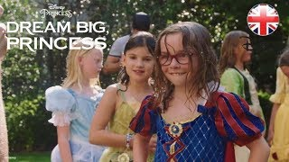 DISNEY PRINCESS | Dream Big, Princess Photography Campaign | Official Disney UK
