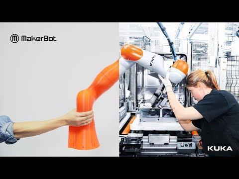 MAKERBOT Z18 | KUKA Robotics