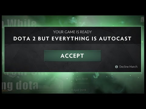 Dota 2 But Everything Is Autocast And I Play Tinker And Science Has Gone Too Far thumbnail