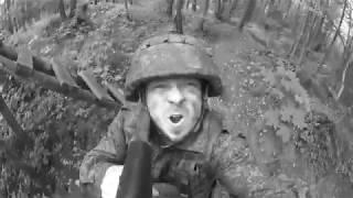 Петя Дембель в атаку против танка | Интервью с контуженным дебилом  | Бесконтактный бой