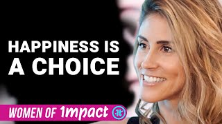 This Is How You Find Happiness After Sexual Assault | Alexi Panos on Women of Impact