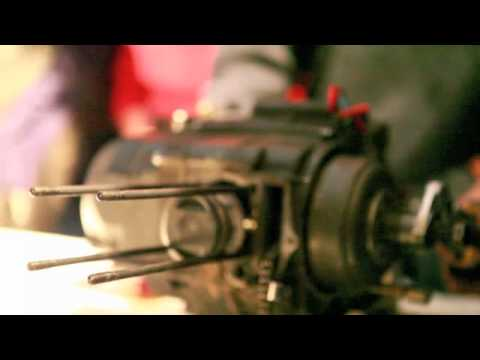 """Honda Dax Workshop """"werking 4takt minibike motor"""" door Tanguy"""