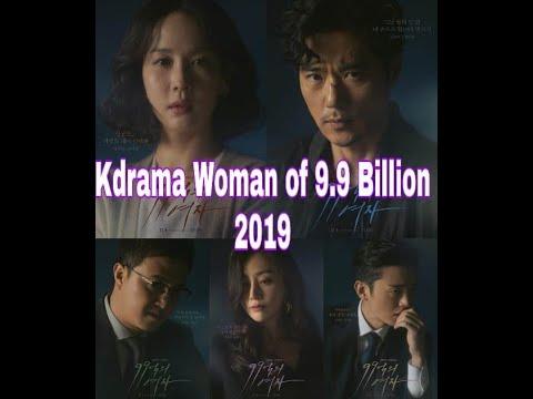 Kdrama Woman Of 9.9 Billion