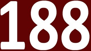 ГРАММАТИКА АНГЛИЙСКОГО ЯЗЫКА С НУЛЯ  УРОК 188  АНГЛИЙСКИЙ ЯЗЫК ДЛЯ СРЕДНЕГО УРОВНЯ