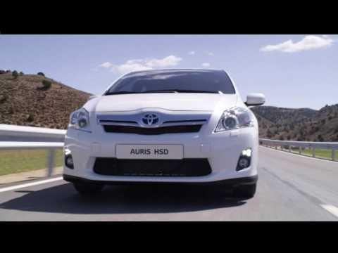 ► Toyota Auris HSD Driving Performance