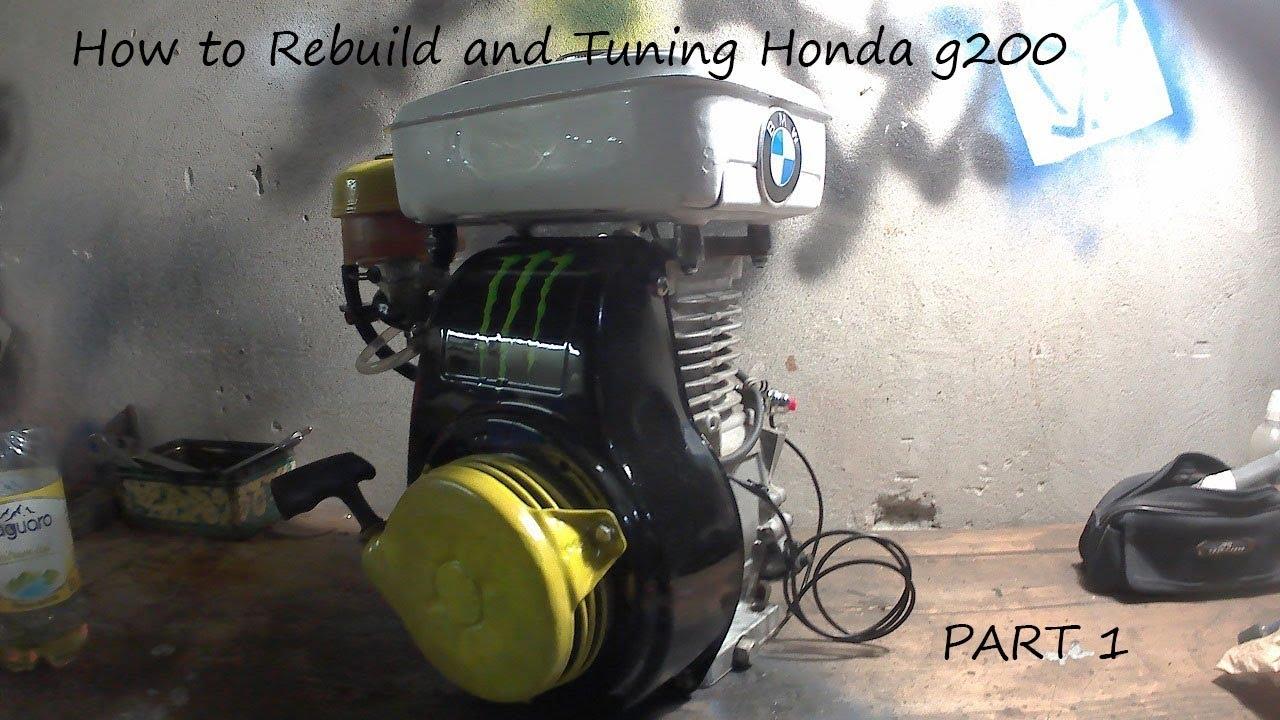 Kelebihan Kekurangan Honda G200 Tangguh