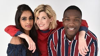 Jodie Whittaker On How Casting A Woman Doctor Doesn't Change 'Doctor Who'
