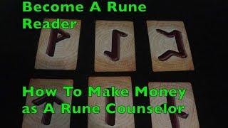 How To Make Money As a Rune Reader - Rune Certification Program Online