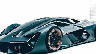 New Video Lamborghini Terzo Millennio Review 2018 !!
