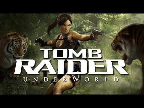 Tomb Raider Underworld - Game Movie