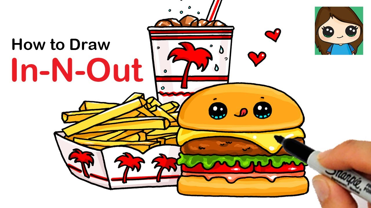 Vector Stock - Hamburger drink and french fries. Clipart Illustration  gg58192002 - GoGraph