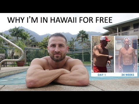 WHY I'M TRAVELLING HAWAII FOR FREE | BEATING CANCER