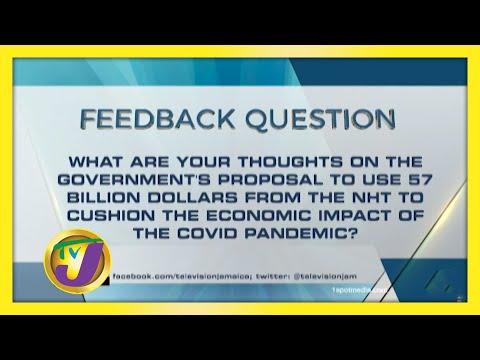 TVJ News: Feedback Question - December 1 2020