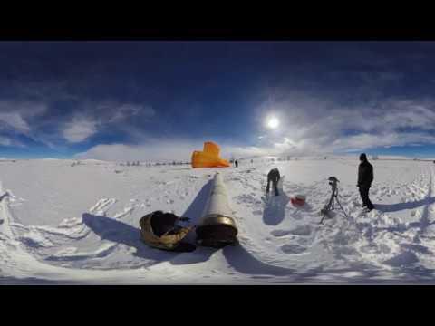 LAUNCH: MAXUS9, 360° film