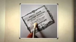 Как быстро и просто перевести изображение с бумаги на фанеру(Перевести изображение. При помощи распечатки на лазерном принтере можно украсить и придать содержание..., 2014-08-03T06:53:43.000Z)