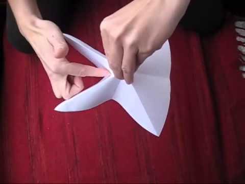 Créer une carte de Noël : le sapin en origami   tutoriel   YouTube