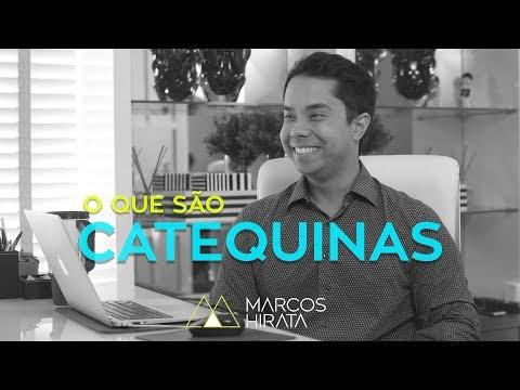 Chás para EMAGRECIMENTO e as CATEQUINAS - Marcos Hirata
