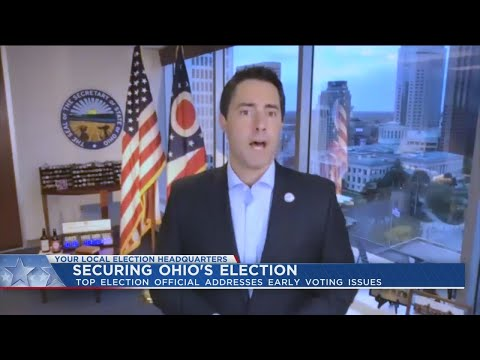 One-on-one Conversation With Ohio Secretary Of State Frank LaRose