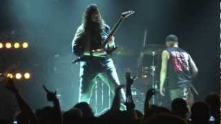 All That Remains - Two Weeks Live @ Club Nokia 3/22/13